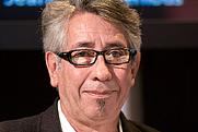 Author photo. Carlos Liscano au Salon du livre de Paris lors du débat L'exil ou la censure ?