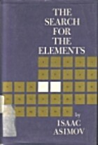 The search for the elements by Isaac Asimov