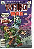 Weird War Tales # 50