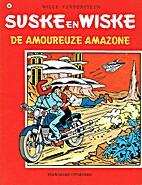 De amoureuze amazone by Willy Vandersteen