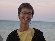 Author photo. Miriam Long
