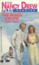 The Black Widow by Carolyn Keene