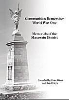 Communities remember World War One :…