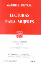 Lecturas para mujeres (Spanish Edition) by…