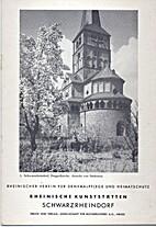 Die Doppelkirche in Bonn-Schwarzrheindorf.…