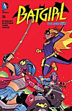 Batgirl #36 by Cameron Stewart