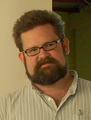 Author photo. Knox Peden, June 2009