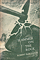 Hammer on the rock; the message of the…