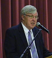 Author photo. Oregon State - Gary B Ferngren PhD