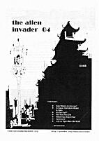 The alien invader #4 by Amin-Reza Javanmard