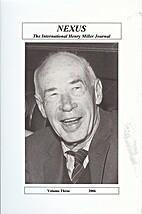 Nexus - The International Henry Miller…