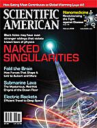 Scientific American Magazine, 2009 February…