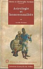 Astrologie et homosexualités ou Les fils…