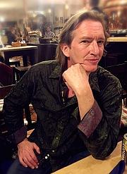 Author photo. Steven Fangmeier