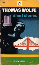 Short Stories by Thomas Wolfe