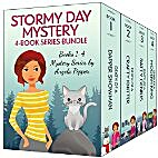 Stormy Day Mysteries: Books 1-4 by Angela…