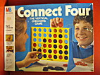 Connect Four {game} by Milton Bradley