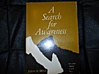 A Search for Awareness by John H. Bens