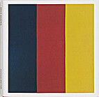 Brice Marden: Red Yellow Blue by Brice…
