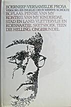 Boerneef: Versamelde prosa (Afrikaans…