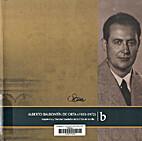 Alberto Balbontín de Orta (1903-1972) :…