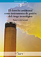El derecho ambiental como instrumento de…