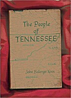 The people of Tennessee; a study of…