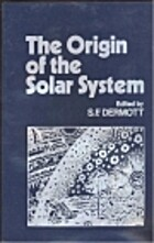 The Origin of the Solar System by S. F.…