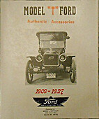 Model T Ford authentic accessories,…