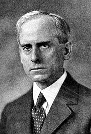 Author photo. New York : J. T. White Company - The National Cyclopædia of American biography, Volume 17, 1921