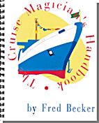 The Cruise Magician's Handbook by Fred…