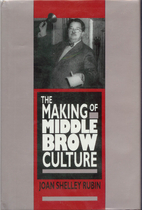 The Making of Middle Brow Culture by Joan…