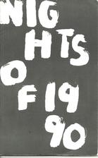 Nights of 1990 by Richard McCann