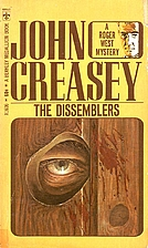 The dissemblers by John Creasey