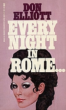 Every Night In Rome by Don Elliott