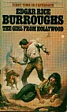 The Girl from Hollywood by Edgar Rice…