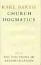 Church Dogmatics, Vol. 5: Index, with Aids…