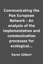 Communicating the Pan European Network : An…