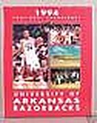 University Of Arkansas National Championship…