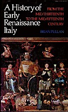 A history of early Renaissance Italy: from…
