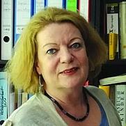 Author photo. Elke Leger