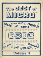 Best of Micro by Robert M. Tripp
