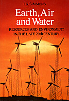 Earth, Air and Water: Resources and…
