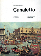 The Complete Paintings of Canaletto by…
