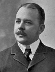 Author photo. Image from <b><i>The history and power of mind</i></b> (1905) by Richard Ingalese