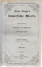 Franz Arago's sämmtliche Werke Bd. 8 [...]…