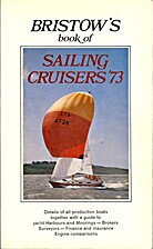 Book of Sailing Cruisers by Bristow's