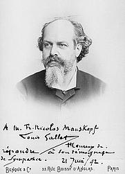 Author photo. Franz Benque, 1892