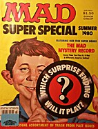 Mad Super Special Magazine Issue #31 (Summer…