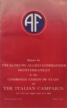 Report by the Supreme Allied Commander…